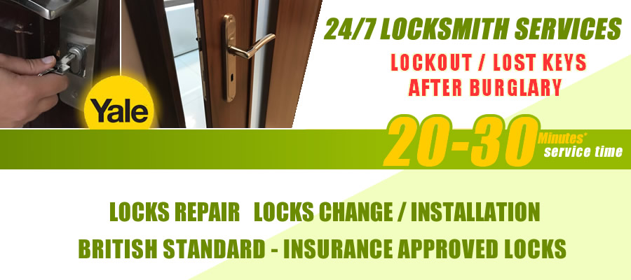Erskine Village locksmith services